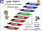 Los 8 Pasos de Patanjali